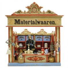"""Gottschalk, Moritz, shop, stamped """"D.R.G.M."""", Germany, : Lot 671"""