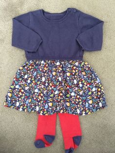 Girls Outfit 3-6 Months M&S Hedgehogs