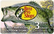 Bass Pro Shops® Fishing Gift Card