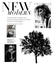 """""""New Modern"""" by siuews ❤ liked on Polyvore featuring modern"""