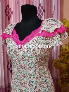 Sexy Photography, Fashion Sketches, Traditional Dresses, Summer Dresses, Sewing, Womens Fashion, Clothes, Style, Trendy Dresses