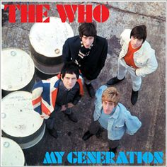 The-Who-My-Generation-180g-LP