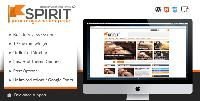 Theme Description:Spirit – WP Magazine Pre Theme  Our Review: Spirit is a Premium WordPress Theme for Blog, News and Magazine Websites. The theme features with clean and modern design with fully responsive layout. The theme is packed with lots of features like built in review system, unlimited sidebars, 19 custom widgets, contact form with built in reCAPTCHA, individual post settings, powerful theme options page and a lot more. The theme is ready to use with the latest version of WordPress…