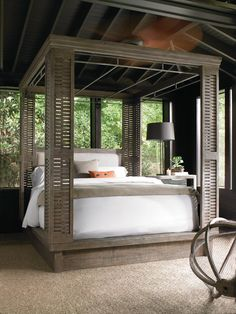 Palm Court Queen Bedroom With Single Dresser | Tropical, Drawers And  Furniture