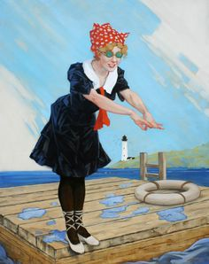 By Fred Calleri. ❣Julianne McPeters❣ no pin limits