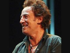 Bruce Springsteen and Jerry Lee Lewis performing 'Pink Cadillac'
