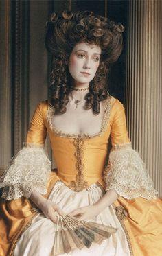 Barry Lyndon, Marisa Berenson as Countess Lady Lyndon, Photo by Barry Lategan