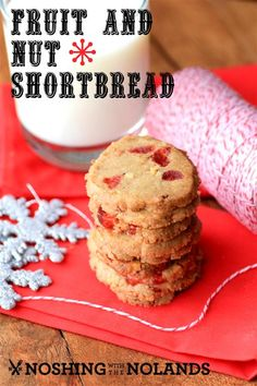 Easy cookie recipes, Shortbread cookies and Holiday baking on ...
