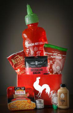Epic Sriracha Box