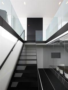 Minimal Stair // GRAUX  BAEYENS architects