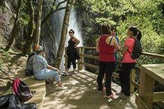 Augacaída, la ruta más popular de la Ribeira Sacra