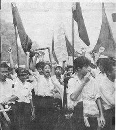 Burma 88 students uprising in 1988