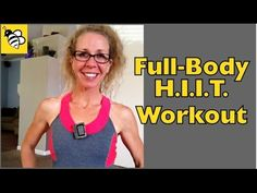 Full Body HIIT - Bodyweight Balance, Strength and Core Workout