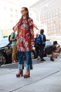 They Are Wearing: New York Fashion Week Spring 2016 | WWD