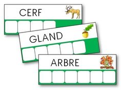 Name Activities, Autumn Activities, Activities For Kids, Grande Section, Petite Section, Color Worksheets For Preschool, French Education, Learning To Write, Teaching French