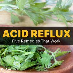 5 Acid Reflux Remedies That Work - DrAxe.com