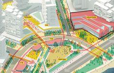 Las Salinas – Sasaki Design is often a Highly-priced Portion! Urban Design Concept, Urban Design Diagram, Urban Design Plan, Urban Analysis, Site Analysis, Architecture Presentation Board, Architectural Presentation, Presentation Boards, Architectural Models