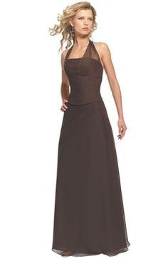 Zip-Up Halter Neckline Satin Column Bridesmaid Dress Style Code: 14111 $145 Order here: http://www.outerinner.com/zip-up-halter-neckline-satin-column-bridesmaid-dress-pd-14111-0.html