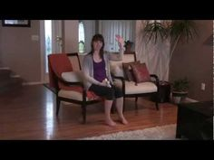 Yoga for Arthritis: The Feet and Ankles - Improve strength and mobility in the ankles and feet with this mini sequence. Enjoy, K
