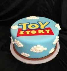 Toy Story birthday cake for cake smash Fête Toy Story, Toy Story Baby, Toy Story Theme, Toy Story Birthday Cake, 4th Birthday Cakes, Birthday Parties, Birthday Ideas, Birthday Cake Disney, Bolos Toy Story