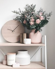 "2,879 Likes, 88 Comments - T Ä R A ❁ (@coco.camellia_) on Instagram: ""Tonight I thought I'd share with you one of my favourite brands @rocketandrosehomewares. Amanda…"" Pinterest Home, Home Decor Inspiration, Home Design, Interior Design, Fashion Room, First Apartment, Home Staging, House Goals, Furniture Decor"
