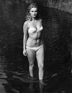 Classic Actresses, Hollywood Actresses, 50s Actresses, Beautiful Celebrities, Beautiful Actresses, Classic Hollywood, Old Hollywood, Barbara Carrera, Barbara Bouchet