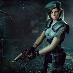 Yurii on April 05 2020 1 person Resident Evil Nemesis, Resident Evil Video Game, Resident Evil Anime, Resident Evil Girl, Resident Evil 3 Remake, Resident Evil Cosplay, Jill Valentine, Video Game Characters, Female Characters