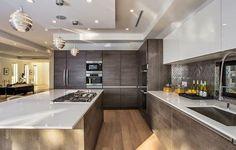 Casas Minimalistas y Modernas: cocinas modernas