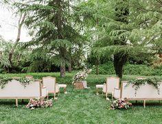Romantic & Elegant Lavender Wedding Inspiration - Inspired By This