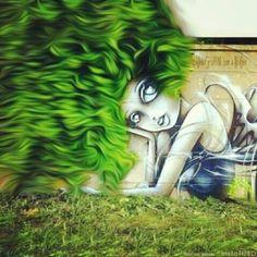 Artist :Vinie (Virginie Masson)