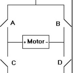 H Bridge Theory Design Application Basic Concept - Simple Schematic Collection Electronic Schematics, Circuit Diagram, Circuits, Theory, Bridge, Student, Concept, Electronics, Math