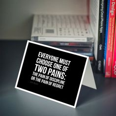 Motivation to study... I don't want the pain of regret.