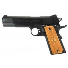 American Classic Government II 9mm Luger - WWW.SHOOTING.ORG