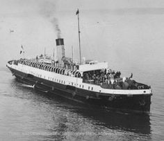 SS Nomadic...last of the White Star Liners...... 1st  2nd class tender to Titanic, Olympic, and the Cunard Queens in the port of Cherbourg