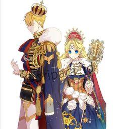 Anime Princess, My Princess, Manga Love, Anime Love, Manhwa Manga, Manga Anime, Manga Collection, Anime Family, Handsome Anime Guys