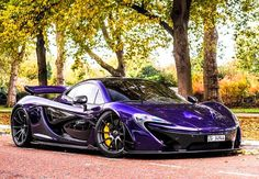 """A basic meaning of a sports automobile is """"a little low vehicle with a high-powered engine, and generally seats two individuals"""". Mclaren P1, Mclaren Cars, Ferrari F40, Lamborghini Gallardo, Maserati, My Dream Car, Dream Cars, Mc Laren, Bmw M4"""