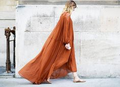 The Most Memorable Street Style Moments of 2015 via @WhoWhatWearUK