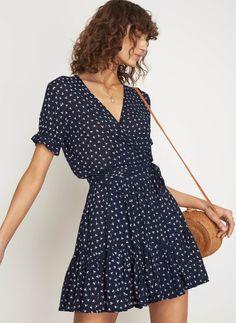 COSETTE FLORAL PRINT - LIZA DRESS