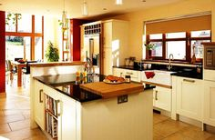 Modern Sleek Kitchen DesignIdea from Best Kitchen Design Ideas Collections 600x394 Best Kitchen Design Ideas Collections