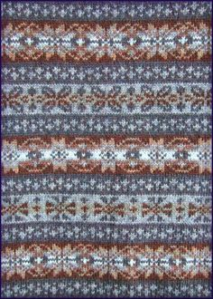 Shetland Collection – Fair Isle Patterns – The Best Ideas Fair Isle Knitting Patterns, Knitting Blogs, Knitting Charts, Knitting Stitches, Knit Patterns, Stitch Patterns, Sock Knitting, Knitting Tutorials, Free Knitting
