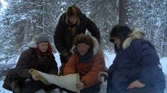 YUKON MEN. One of the Discovery Channel's newest program. Based in Alaska, this television offering if catching viewers' attention. Survival in the wilderness.