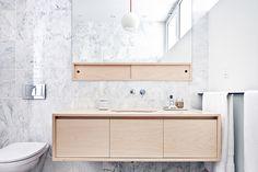 My bathroom when it grows up   la SHEDarchitecture - desire to inspire - desiretoinspire.net