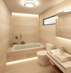 Un Baño así Para Mi Casa