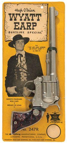 Wyatt Erp | Wyatt erp toy gun
