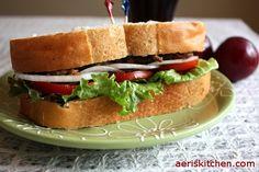 BulGoGi Sandwich | Aeri's Kitchen | Cooking Korean Recipes & Food
