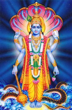 Maha Vishnu - By Spectrum Design