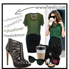 """BCBGeneration - ""Maxwell"" - Black"" by heelsdotcom on Polyvore"