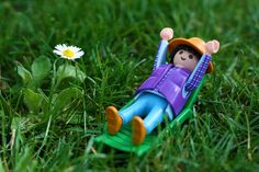 C'est le printemps ! / Springtime by Neekkola, via Flickr Playmobil Toys, My Youth, Legoland, Small World, Spring Time, Real Life, Photos, Images, Relax