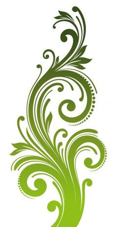 Floral decorative branch Free Vector Images, Vector Free, Cooking Cake, Branch Decor, Floral Illustrations, Flourish, Birds In Flight, Spice Things Up, Stencil