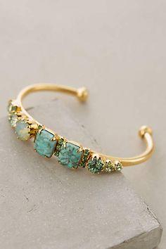 Golden Cuff Bracelets